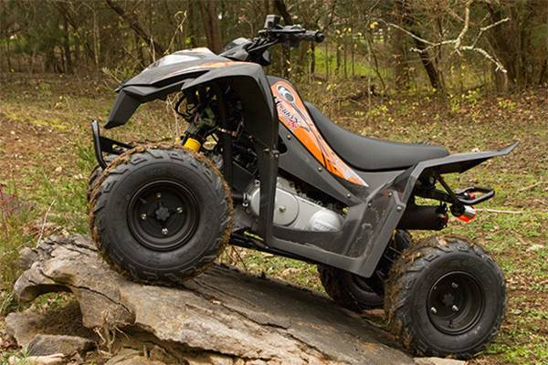 Kymco - Youth ATV Holiday Season Sales Program