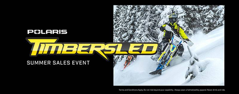 Timbersled - Summer Sales Event