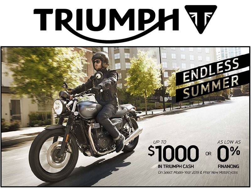 Triumph - Endless Summer