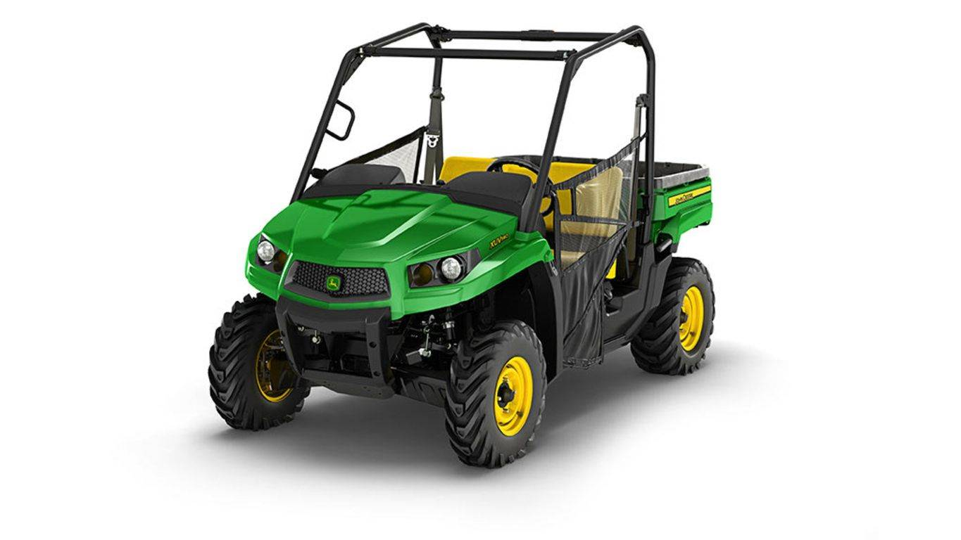 John Deere Low Monthly Payments on Select New John Deere Gator Utility Vehicles