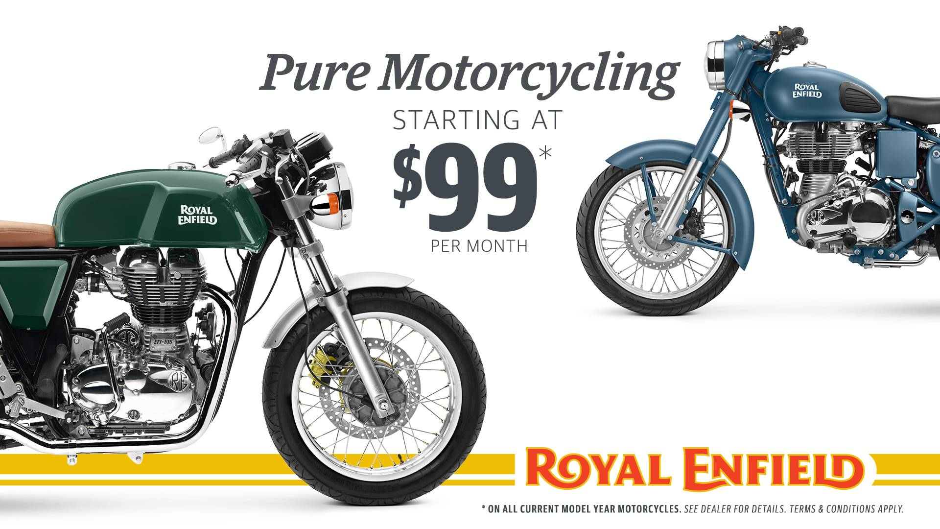 Royal Enfield - Pure Motorcycling Event