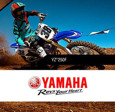 Yamaha Dirt Motorcycles - Current Offers and Financing