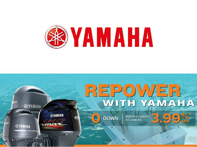 Yamaha Marine - Repower with Yamaha