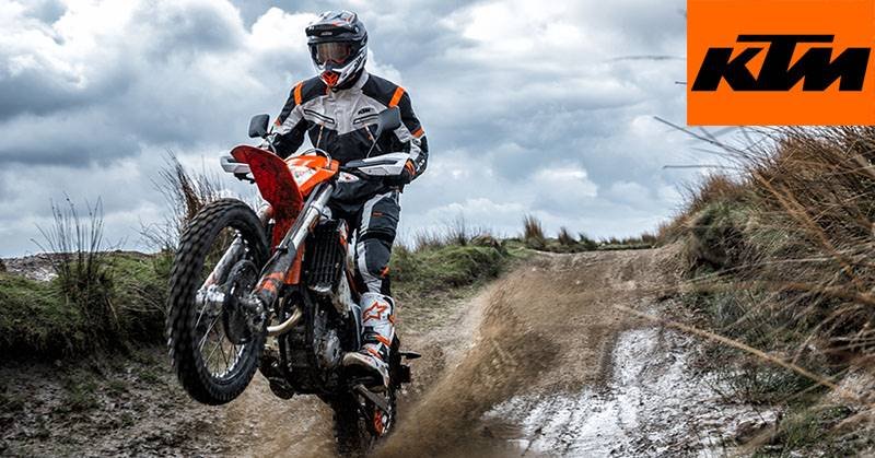 KTM - Take your trail game to the next level