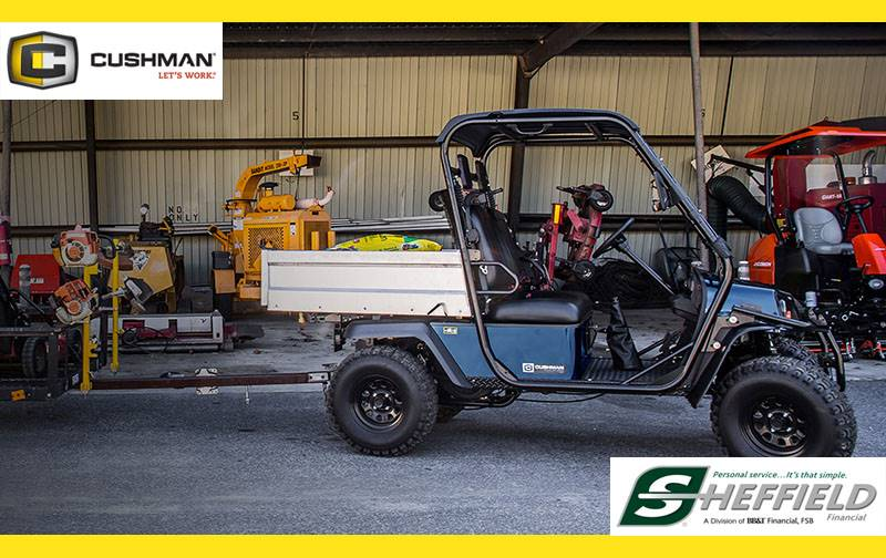 Cushman - 12.99% for 48 Months (Consumer Only)