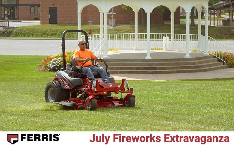 Ferris Industries - July Fireworks Extravaganza