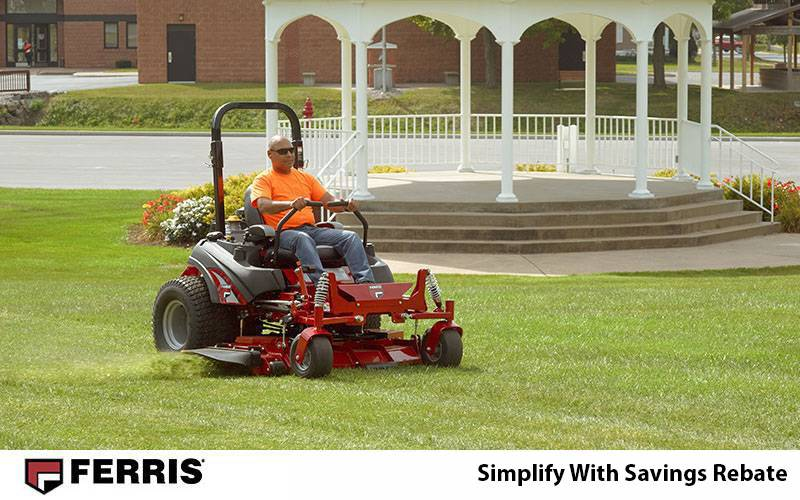 Ferris Industries - Simplify With Savings Rebate