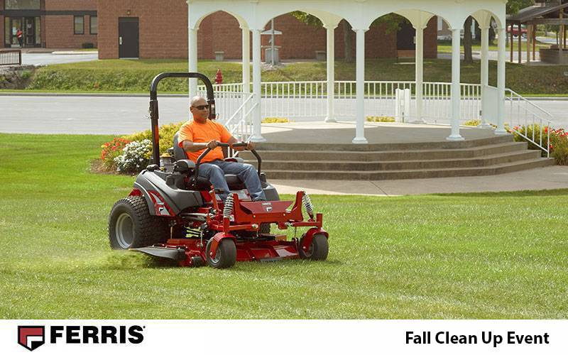 Ferris Industries - Fall Clean Up Event
