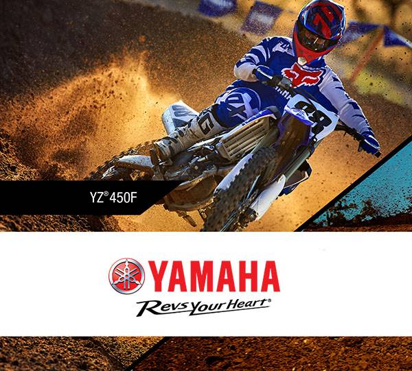 Yamaha - Dirt Motorcycles