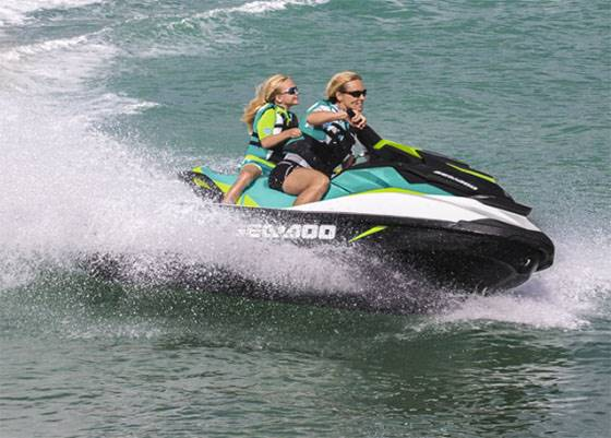 Sea-Doo - Ready To Ride Sales Event - MY2018