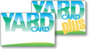 Dixie Chopper Yard Card and Yard Card Plus Financing