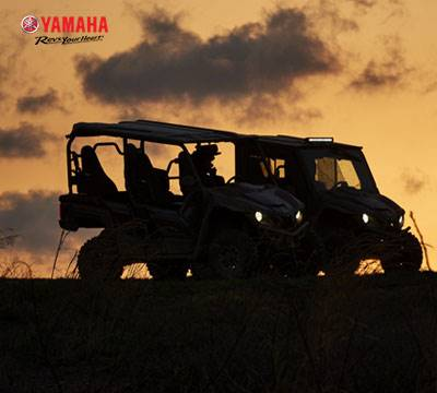 Yamaha Motor Corp., USA Yamaha - Recreation SxS