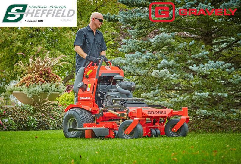 Gravely USA - Sheffield Financial - 6.99% - 7.99%
