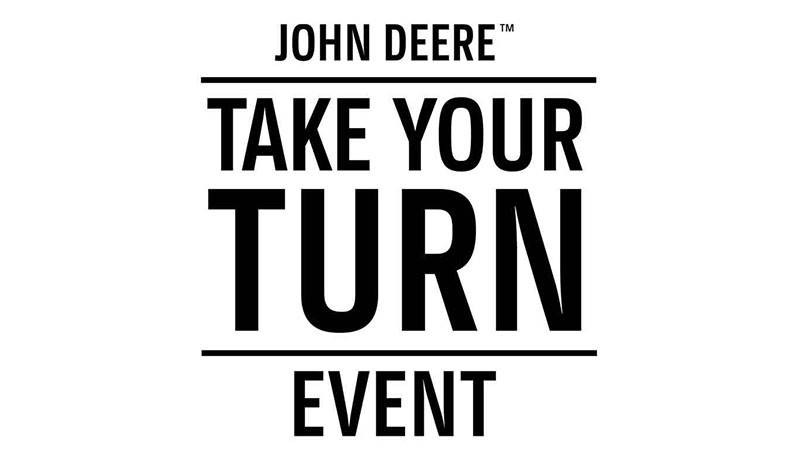 John Deere - 0% APR fixed rate for 48 Months with the Take Your Turn Test Drive Event
