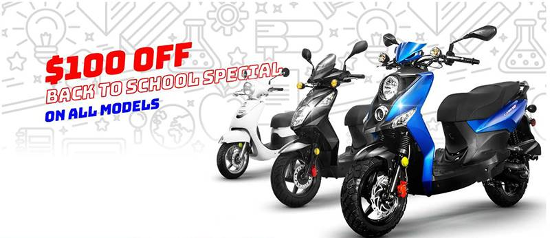 Lance Powersports - Back To School Special