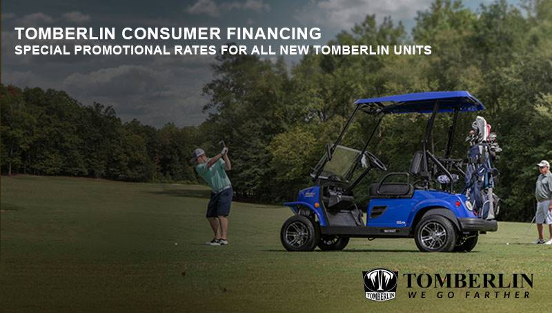 Tomberlin - Consumer Financing