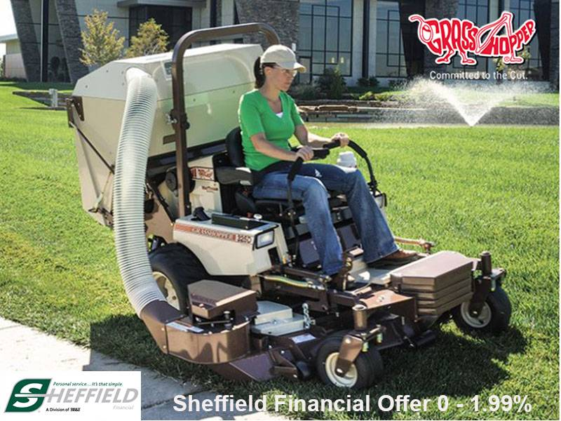 Grasshopper - Sheffield Financial Offer 0 - 1.99%