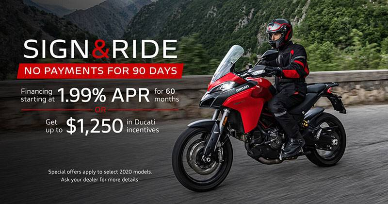Ducati - Special Offers
