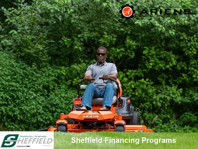 Ariens USA - Sheffield Financing Programs