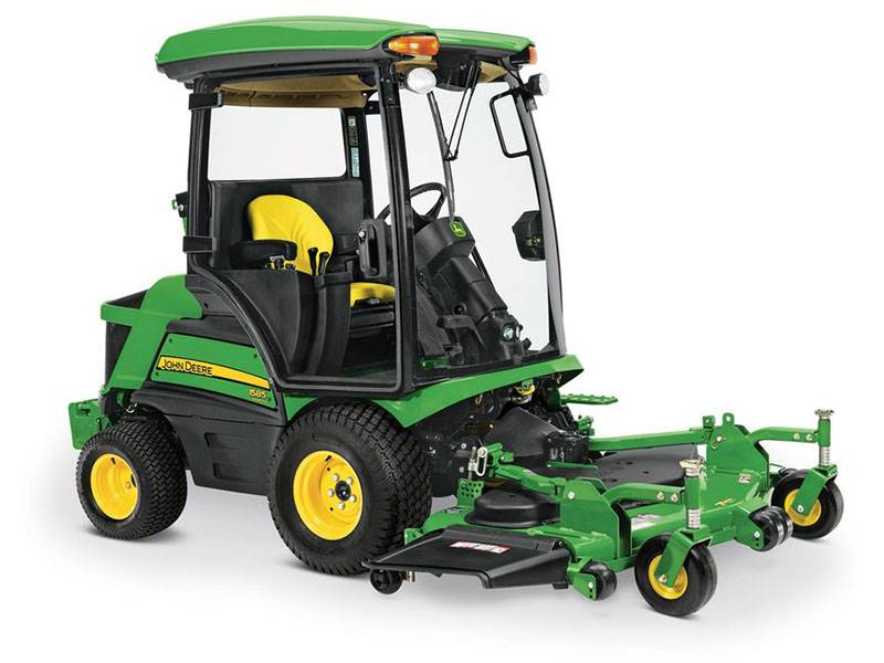 John Deere - Low Rate Financing Options on New John Deere Front Mowers & Wide Area Mowers