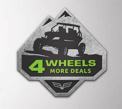 Textron / Arctic Cat - 4 WHEELS MORE DEALS SALES EVENT