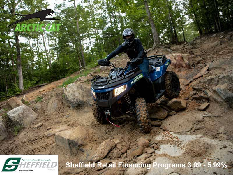 Arctic Cat - Sheffield Retail Financing Programs 3.99-5.99%