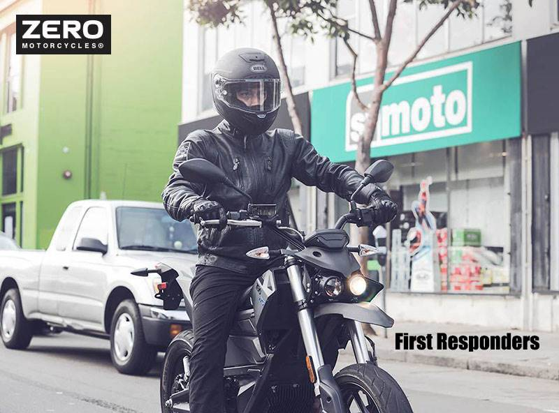 Zero Motorcycles - First Responders