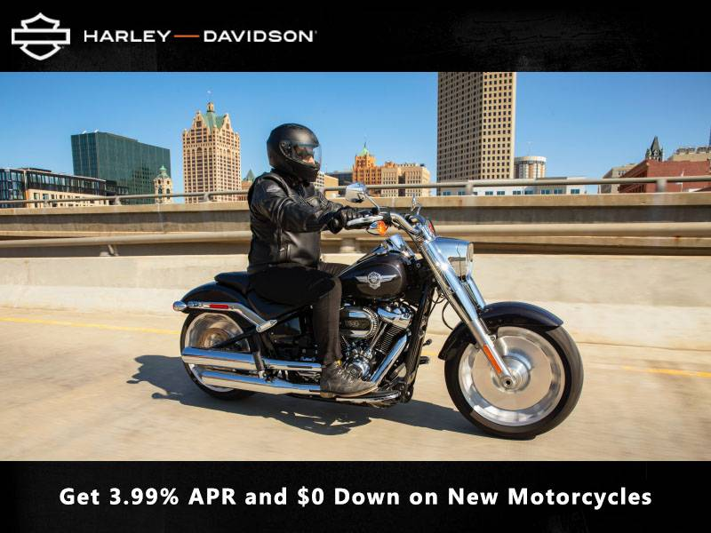 Harley-Davidson - Get 3.99% APR* and $0 Down* on New Motorcycles