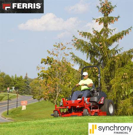 Ferris Industries - Synchrony Bankl Financing