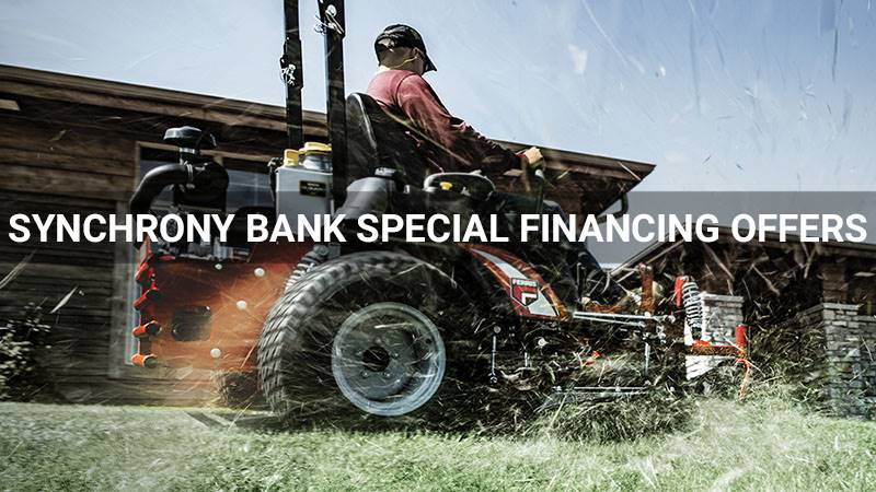 Ferris Industries - Synchrony Bank Financing Offers
