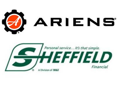 Ariens USA - Sheffield Retail Financing Programs for 0% - 3.99%