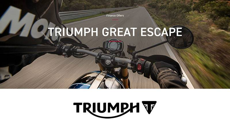 Triumph - Great Escape