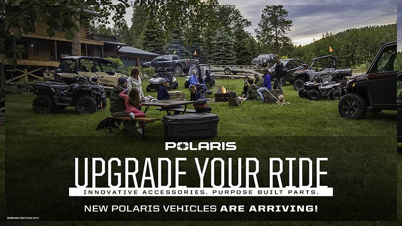 Polaris - Upgrade Your Ride Event