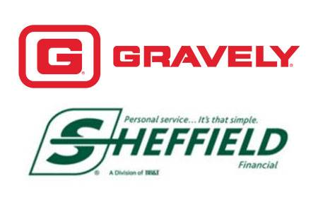 Gravely USA - Sheffield Financing Programs for 0.99% - 4.99%