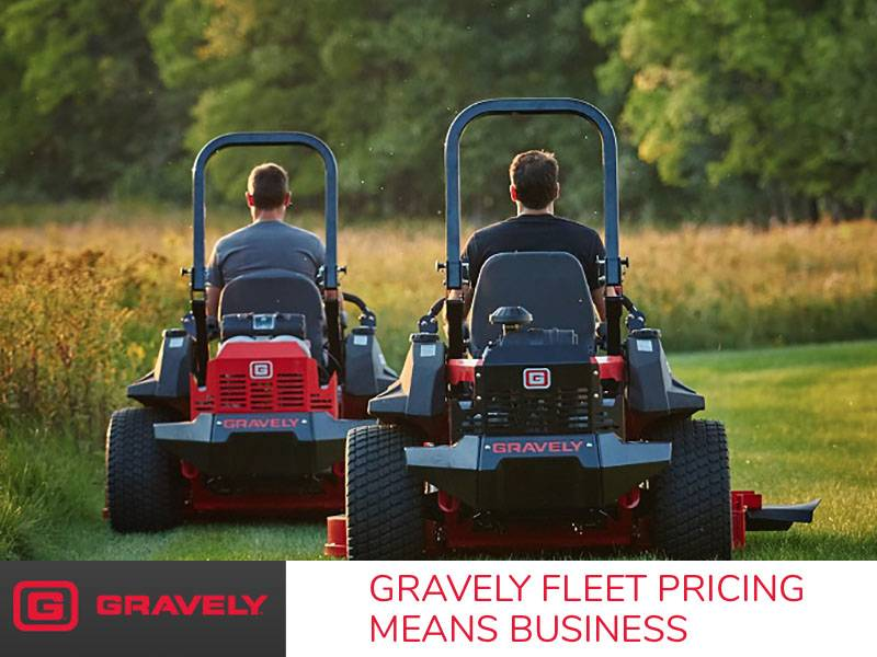 Gravely USA - Fleet Pricing