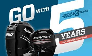 Mercury Marine Go With 5!