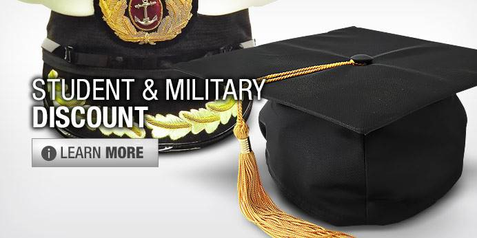 SYM - Student & Military Discount
