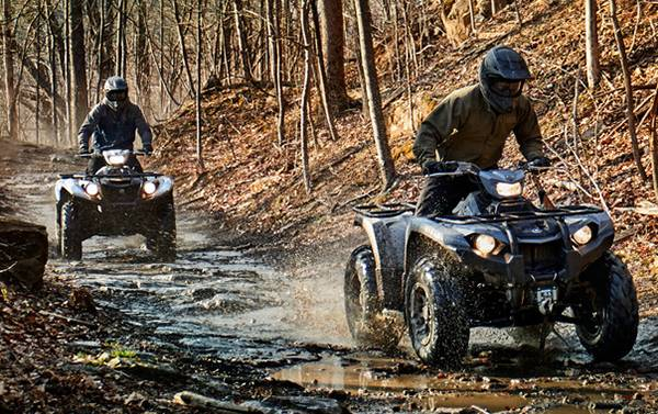 Yamaha Motor Corp., USA Yamaha - Current Offers - Utility ATV (Copy)