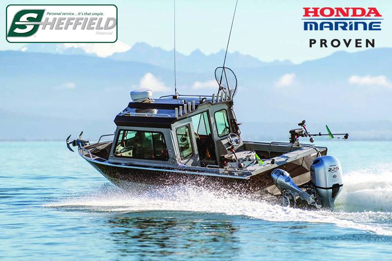 Honda Marine - Honda Marine Boat with Engine Financing Programs