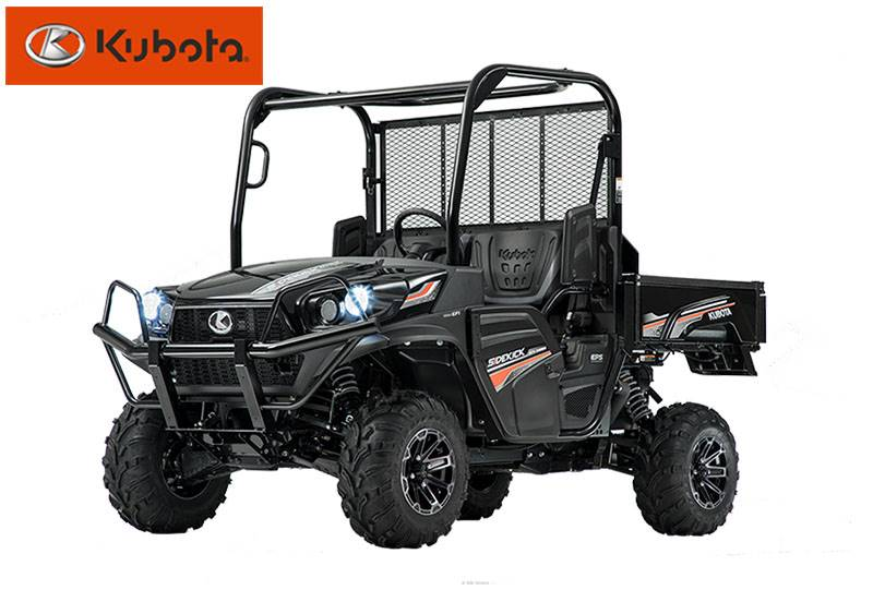 Kubota Sidekick - 0% Down Plus Instant Rebate for Cash