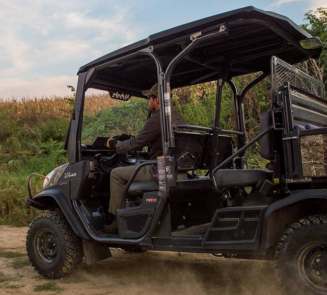 Kubota - Customer Instant Rebates (CIR) - UTVs