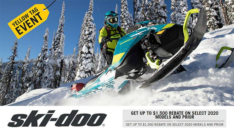 Ski-Doo - Current Offers
