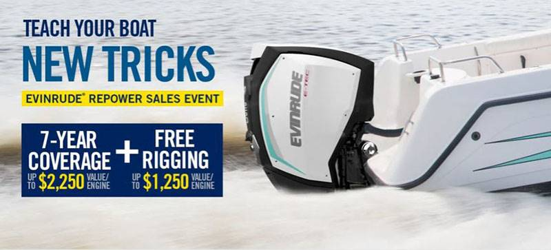Evinrude - Teach Your Boat New Tricks