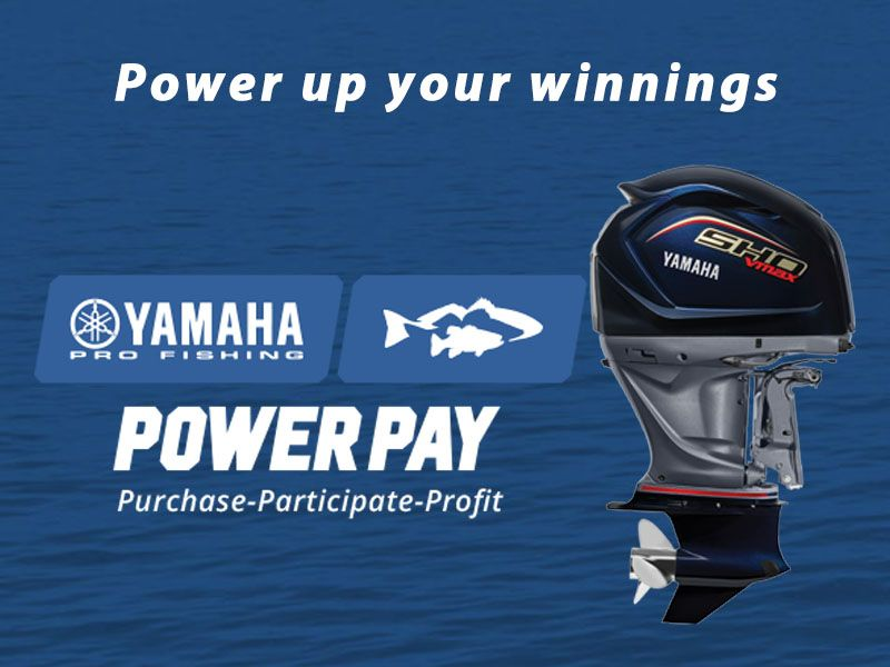 Yamaha Marine - Power up your winnings