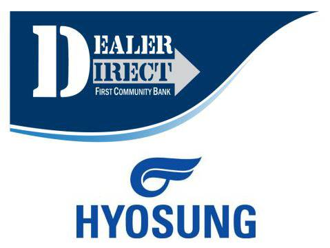 Hyosung Dealer Direct Financing Offers