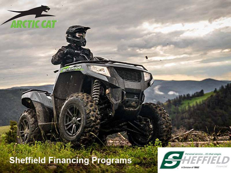 Arctic Cat - Sheffield Financing Programs