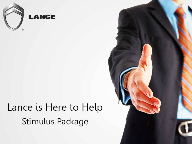 Lance - Lance is Here to Help - Stimulus Package