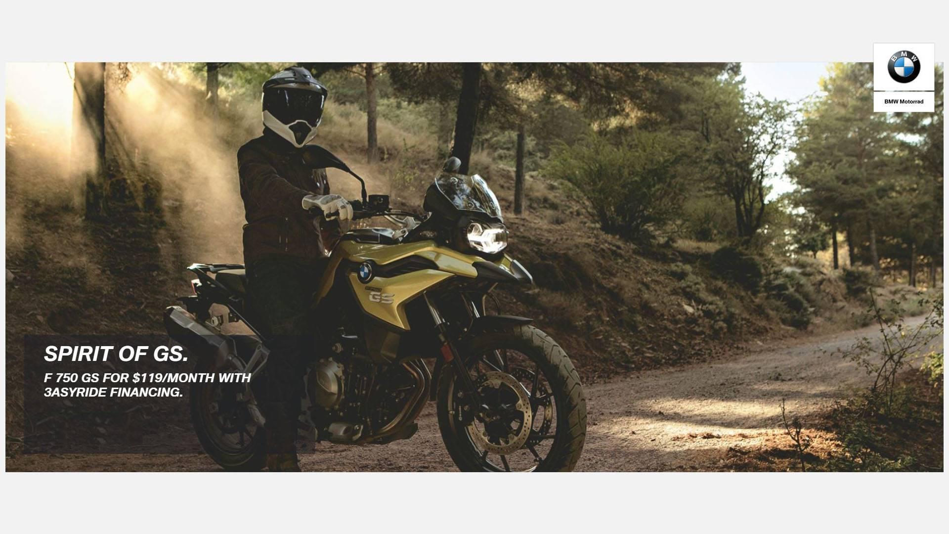 BMW - 3asyRide Adventure Offer