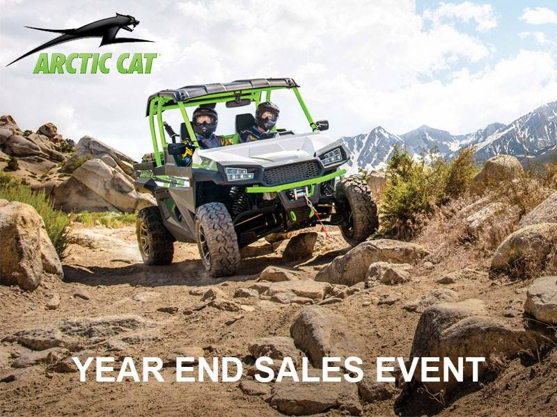 Arctic Cat - Year End Sales Event