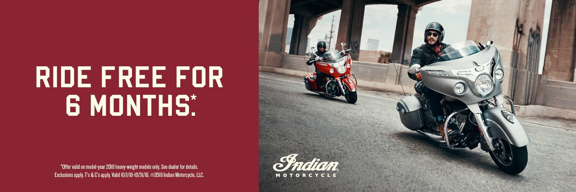 Indian - 2018 Thunder Stroke 111 Customer Choice